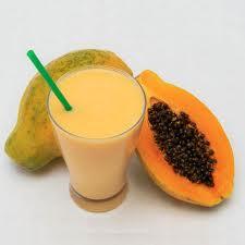 Pappaya Milkshake